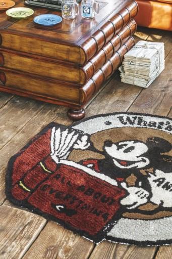 th_ラグディズニー ミッキーマウス