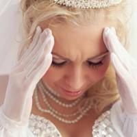 花嫁をおびやかす驚異「おっさん肌」