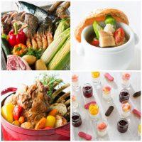 北海道の夏の味覚を人気ホテルブッフェで堪能