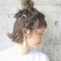 【獅子座〜さそり座】2017年9月のモテ運upヘア
