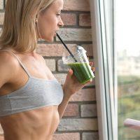 ダイエット効果で注目高まるグリーンジュース