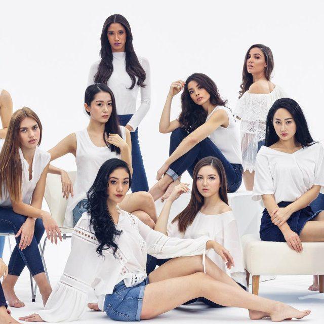 美女たちがフィルター加工なしの姿を公開