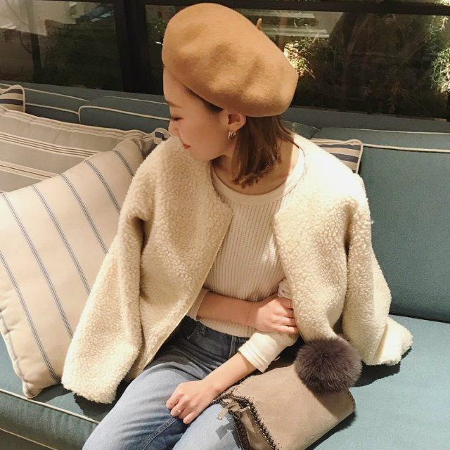 2017冬のオシャレは帽子アイテムで差をつけて