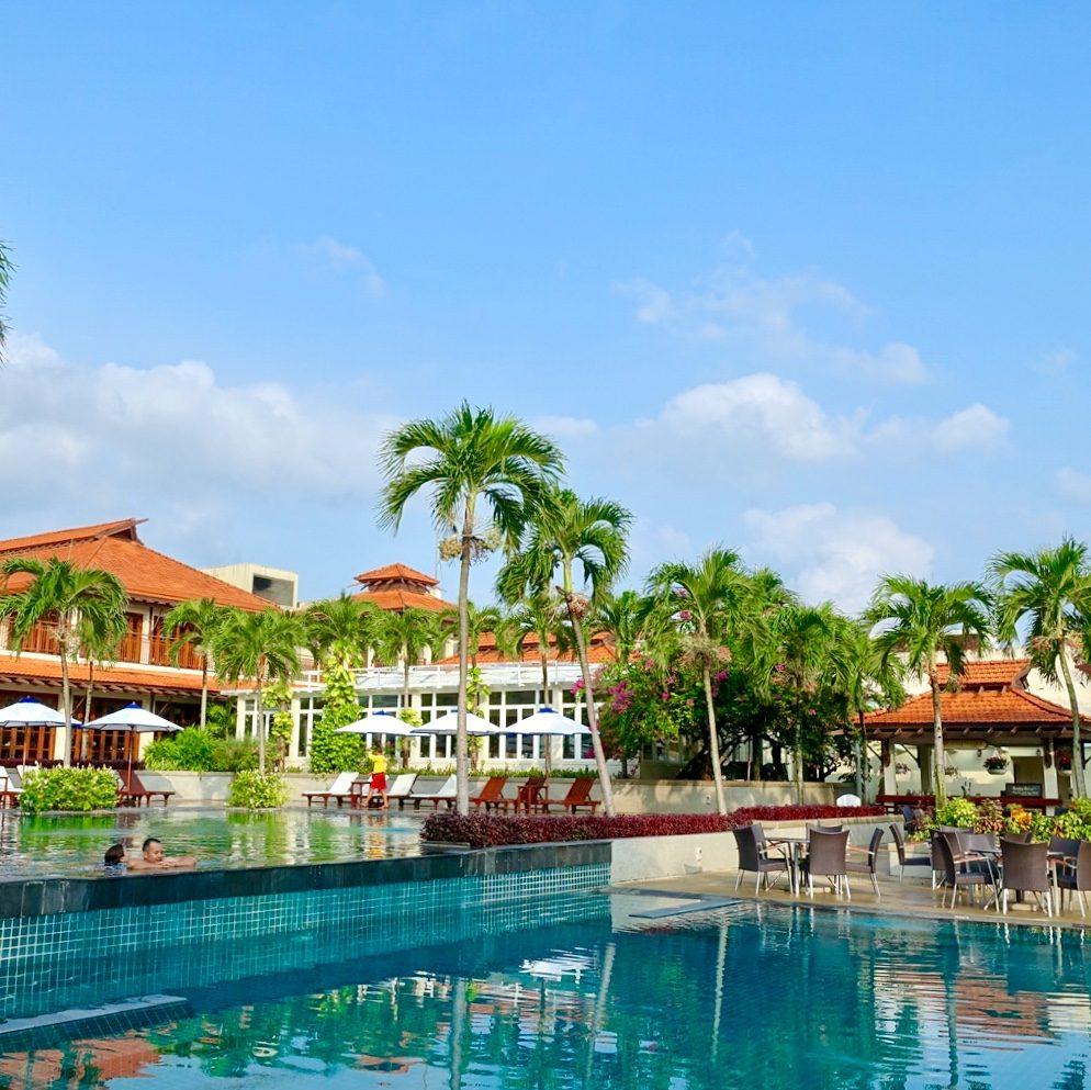 ベトナム・ダナンの5つ星ホテルフラマリゾート