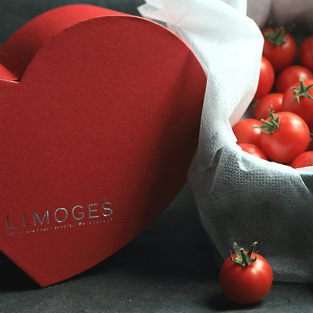 大分県で出逢う白蜜トマトという至福の味わい
