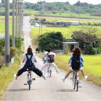 小浜島で美ら海からの風の爽快感を満喫
