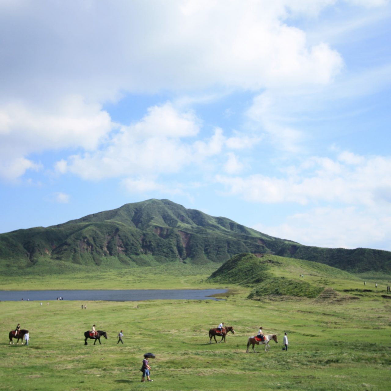熊本阿蘇の雄大な自然を味わい尽くす旅