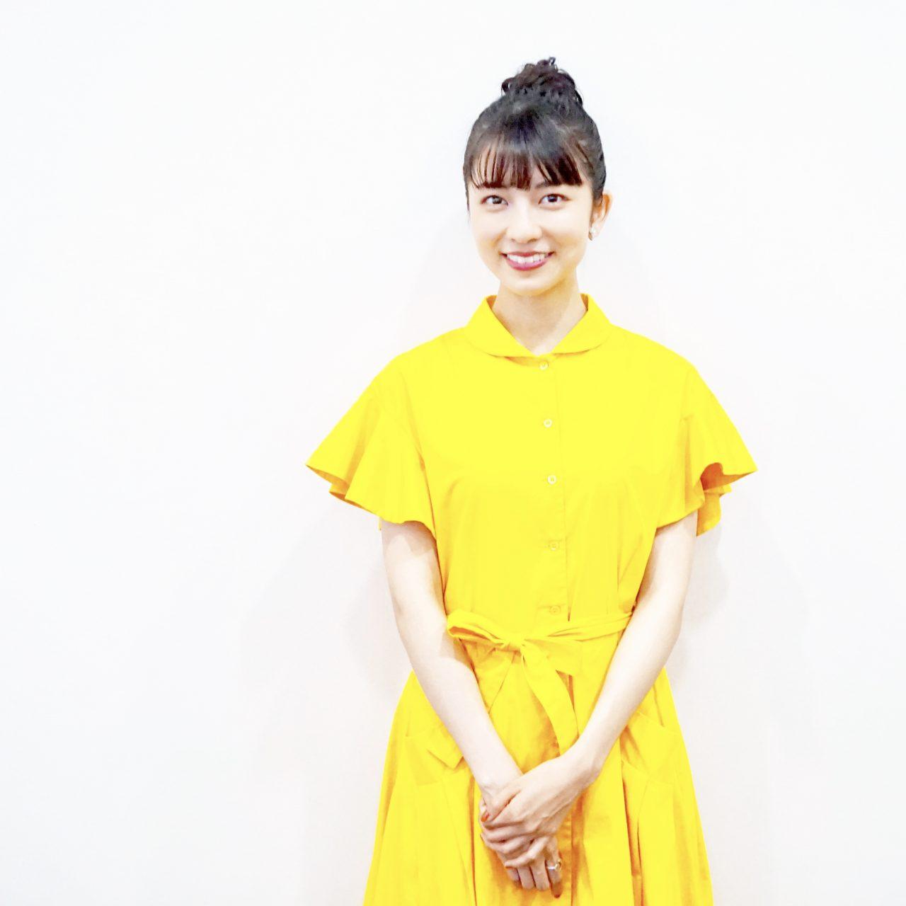 女優・小島梨里杏さんのスタイルキープの秘訣