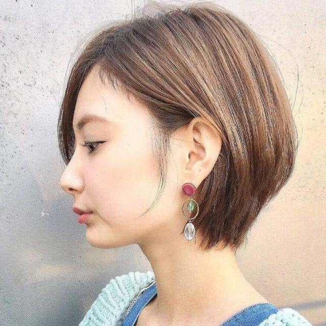 ファッション別魅力度120%最旬ショートヘア