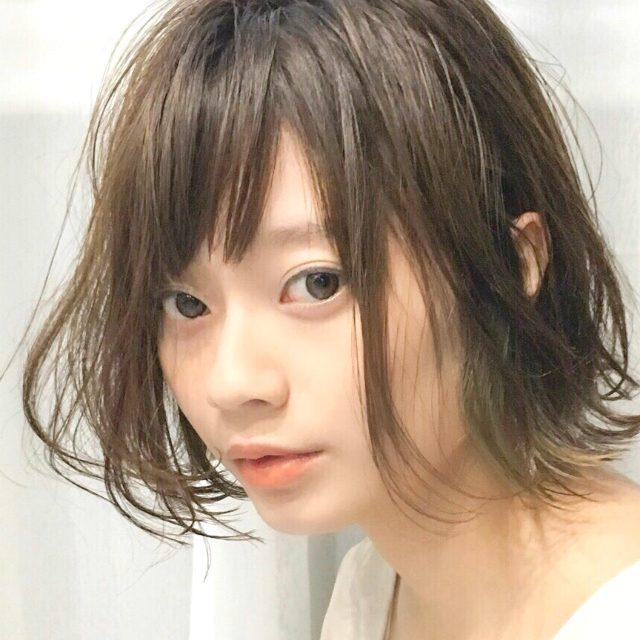 天秤座〜魚座の2018年8月モテ運upヘア