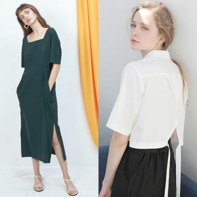 最旬韓国ファッションで夏のお洒落を底上げ