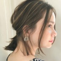 天秤座〜魚座の2018年9月モテ運upヘア