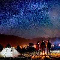星を見送る時間を味わったことはありますか?