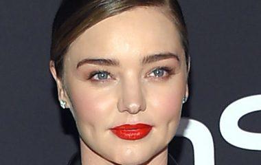 ミランダ・カーの最高の肌をつくる美容ルール