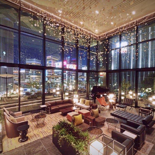 ザ・ゲートホテル東京で愉しむ贅沢な東京ライフ