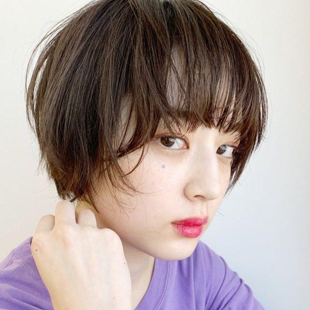 2019春コーデと相性◎の上品トレンド髪色