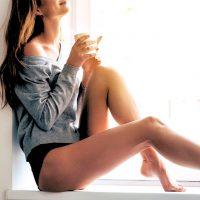 下腹の凹ませ&太ももの引き締めに効く簡単習慣
