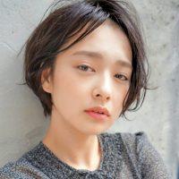2019春最旬小顔ショートヘアでイメチェン