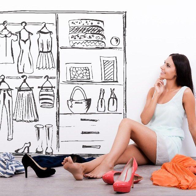 短時間でササッとできる洋服整理のポイント