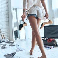 脚全体を引き締めてほっそり脚に導く簡単習慣