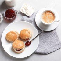 朝食やおやつにヘルシー米粉スコーンのレシピ
