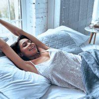 ラク痩せ効果も期待睡眠ダイエットのポイント