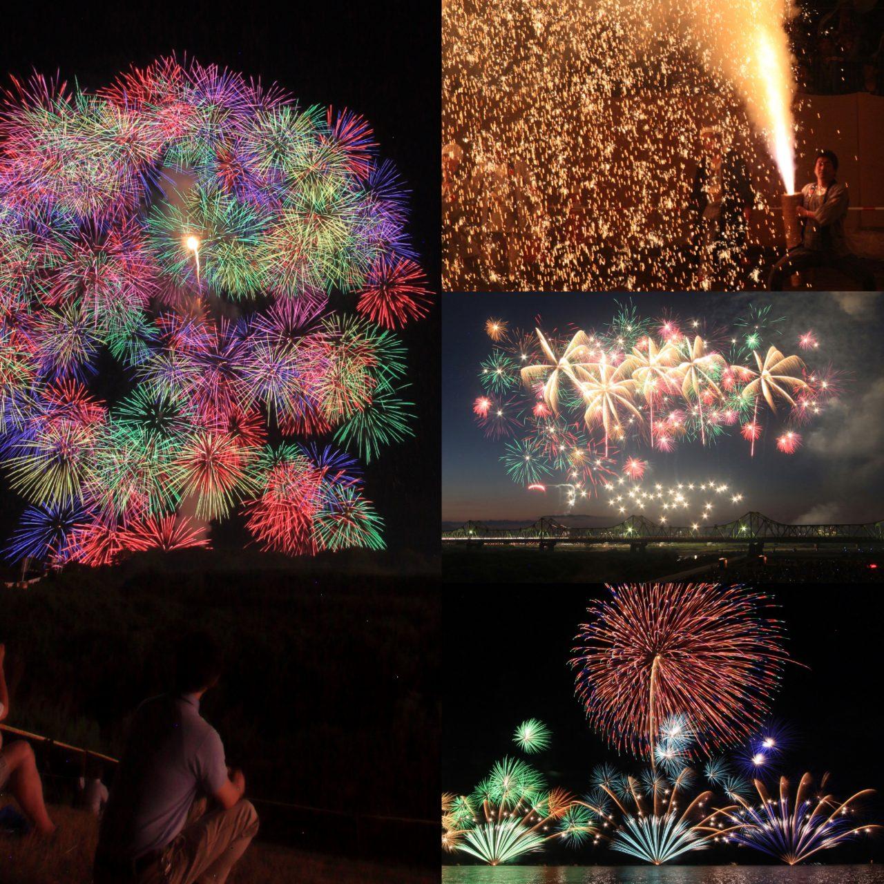 夏の夜空を彩る人気花火大会オススメ3選