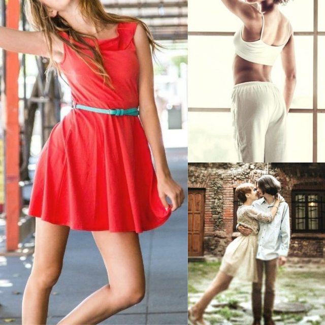 スタイル美人たちが体重50kgを目指す理由