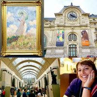 日本語堪能なパリジェンヌと巡るオルセー美術館
