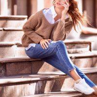 着ぶくれ対策に効く華奢な上半身を作る簡単習慣